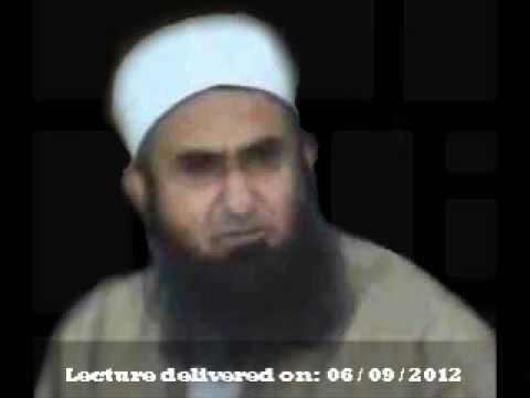 NEW - 06/09/2012  Maulana Tariq Jameel 2012 Panama Bayaan - Allah ki Kudrat !