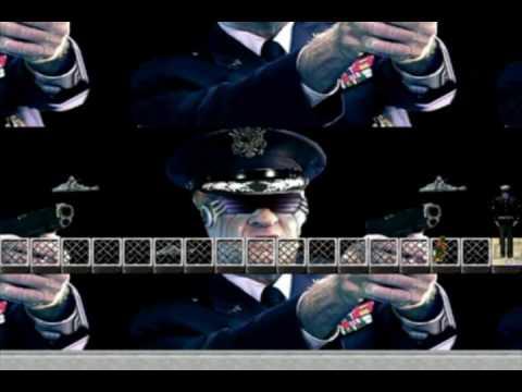 C&C Generals RPG Game в стиле 16 битных приставок!