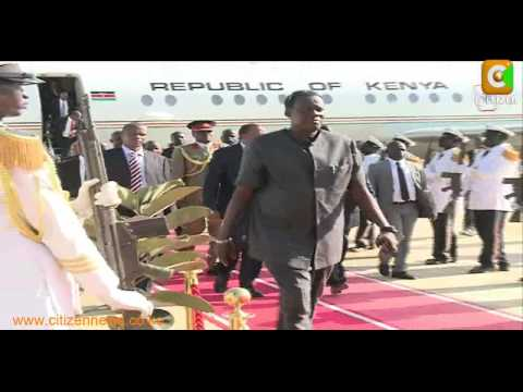 President Kenyatta Spearheads South Sudan Crisis Talks