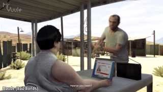 GTA V All Bail Jumper Locations (Maude Bail Bonds