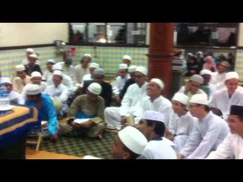 Pesantrek Kilat 3 - MHDS (Ustaz Zahid & PowerRanger)