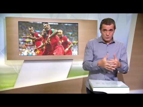 FWC 2014 - Germany v Ghana - International Sign Highlights