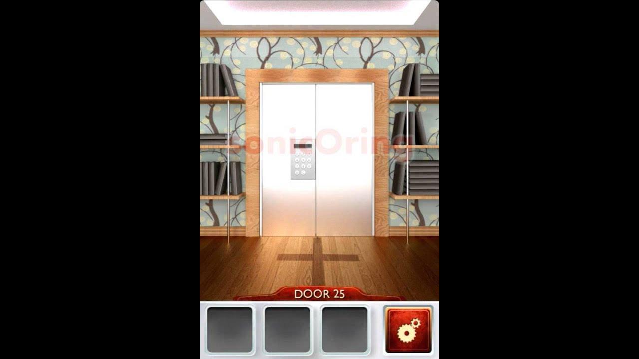 100 doors 2 level 24 solution 100 doors 2 beta level 25 for 100 doors door 23