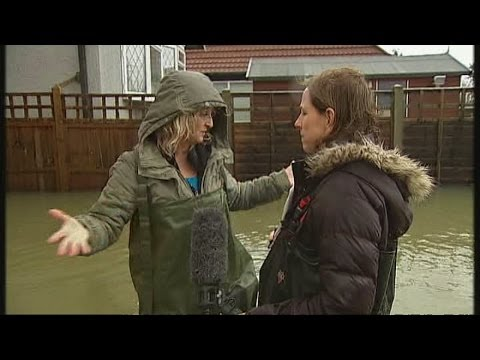 UK storms: are poorer people being punished?