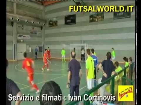 54° Torneo dele Regioni, Calabria-Sicilia 3-8