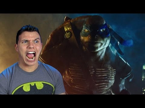 NEW Teenage Mutant Ninja Turtles (2014) Trailer and More - ASK ANYTHING!