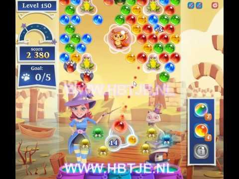 Bubble Witch Saga 2 level 150