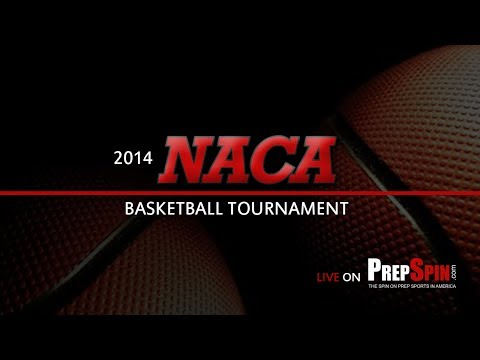 NACA DIV 3 WOMEN'S BASKETBALL NATIONAL CHAMPIONSHIP - CAROLINA VS CORNERSTONE