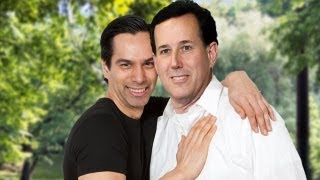 The Onion: Heartbroken Santorum Condemns Gay Marriage for Two-Timing Jerks like Nick