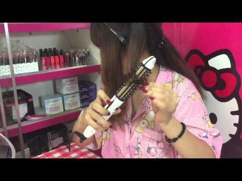 Cách sử dụng máy làm tóc đa năng 2in1 Lena