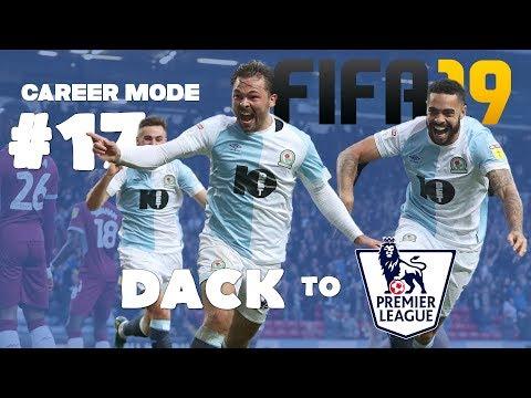FIFA 19 Career Mode - Blackburn Rovers - Episode 17 - Dack to the Premier League