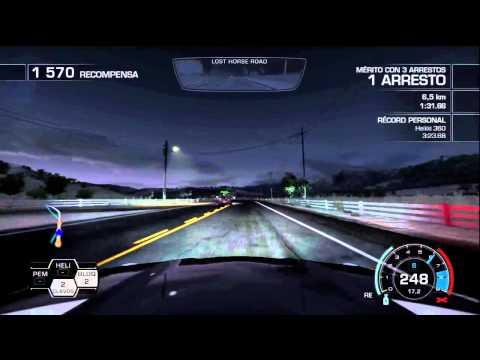 Видео демонстрация демо-версии NFS: HP
