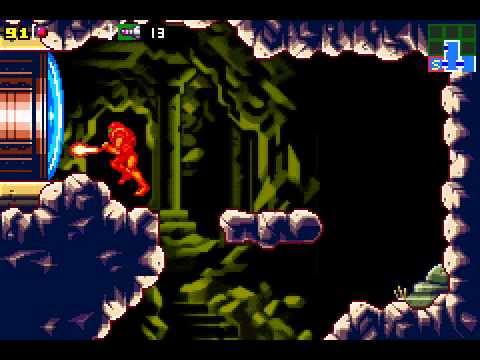 Metroid - Zero Mission - Vizzed.com Play - User video