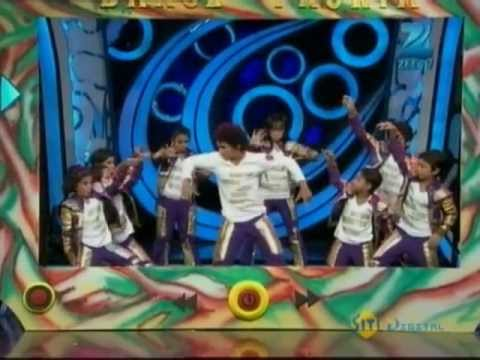 DID Dance Ka Tashan October 06, 2013 - Team Phodu Performance