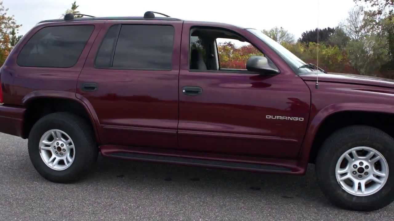 Maxresdefault on 2001 Dodge Durango