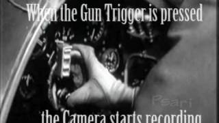 Spitfire Gun Camera Actual Combat Footage Battle Of