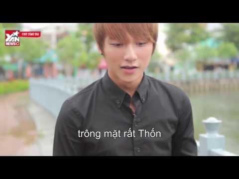 Vietnam Idol 2013 Em của ngày hôm qua- PHỎNG VẤN Sơn Tùng M-TP