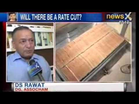 NewsX : Reserve Bank of India to review Monetary Policy