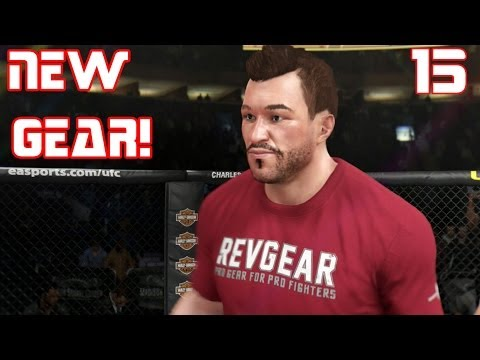 NEW GEAR! - EA SPORTS UFC - The Ultimate Fighter #15 (Career Mode)
