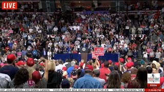 FULL EVENT: President Donald Trump EXPLOSIVE Rally in Youngstown, OH 7/25/17