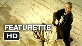 The Sorcerer And The White Snake Featurette #1 (2013