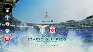 UEFA Europa League | Il trailer di Lazio-Eintracht