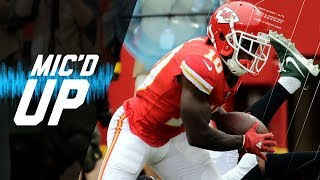 Tyreek Hill Mic'd Up Against the Eagles Secondary | NFL Films | Sound FX