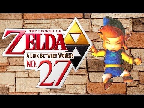 Fireside — Zelda: A Link Between Worlds #27
