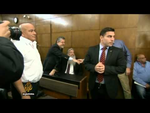 Osuđen Ehud Olmert