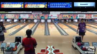 2015 PWBA Lubbock Sports Open - Match Play Round 2