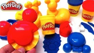 Play Doh Mickey Mouse Clubhouse Mouskatools Play-Doh