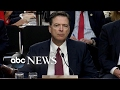 Comey blasts Trump, White House over lies