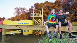 ROMAN ATWOOD'S HOUSE IS CRAZY!