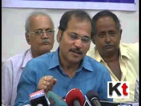 Adhir Ranjan Chowdhury Press meet