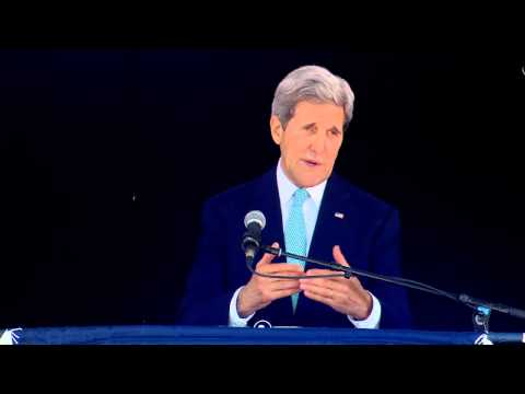 Secretary Kerry Delivers Remarks at Yale College Class Day
