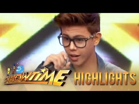 IT'S SHOWTIME Kalokalike Take 2 : Justin Bieber