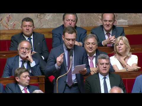 M. Julien Dive - Maillage territorial de l'administration fiscale