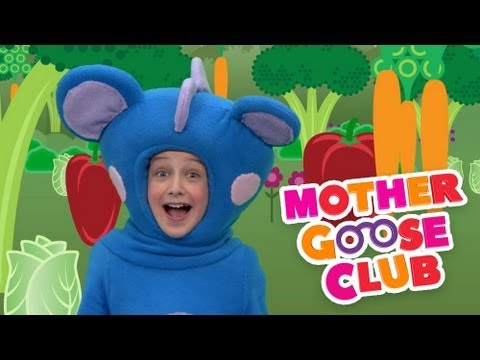 Dinosaur Stomp - Mother Goose Club Nursery Rhymes