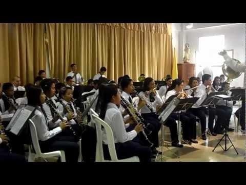 ESCUELA DE MUSICA SANTA FE DE ANTIOQUIA San Antonio Bendito