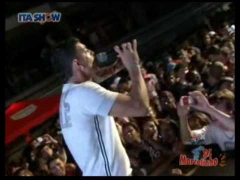 Mc Romeu - Rainha - DVD DJ MARCELINHO DA ITA SHOW 2 BAILE FUNK DE ITABORAI