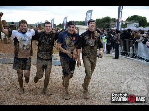Hình ảnh trong video Spartan Race 2013 Circuit du Castellet France