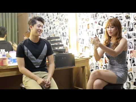 Phỏng vấn Hari Won - Harry Lu (Hương Đêm Bay Xa)   Hariwon Official