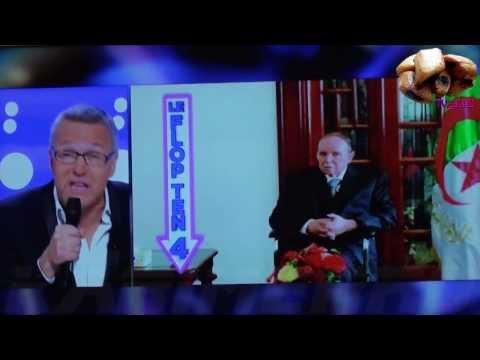 La TV française se moque du roi Fakhamatouka Abdelaziz Bouteflika 2013