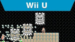 Wii U - Super Mario Maker E3 2015 Trailer