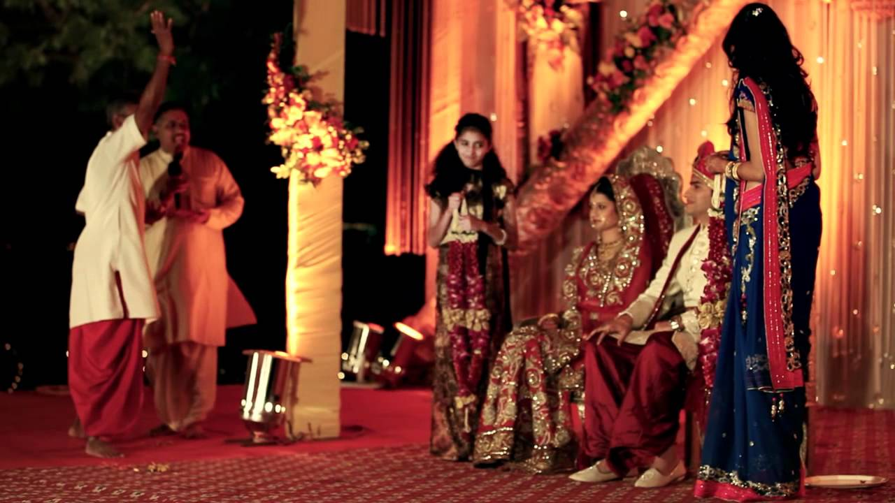 Vishal & Neha - Wedding Teaser - YouTube
