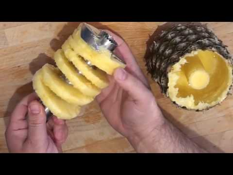 Slice fruits like a ninja - quick and easy