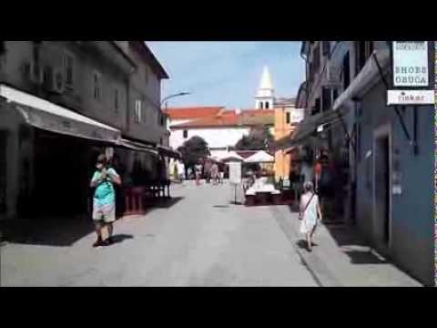 Rundblicke in Porec in Istrien 2013 2