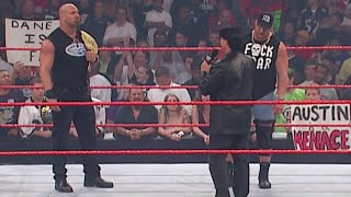 Goldberg Clears Ring