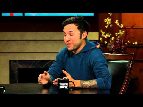 Pete Wentz Will Not Let His Child Get A Tattoo At 15 | Pete Wentz | Larry King Now - Ora TV