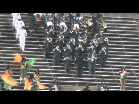 New Orleans High School Marching Bands 2011 - 2012 Video 5 of 7